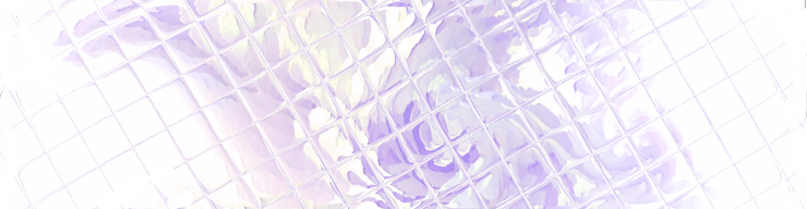 Tiled lavender peony