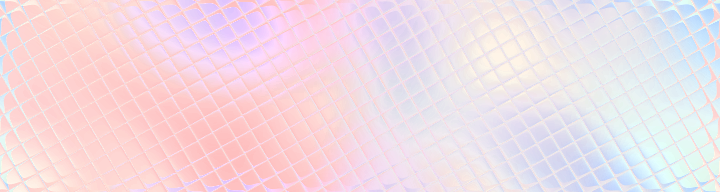 Lightly colored small tiled pastels
